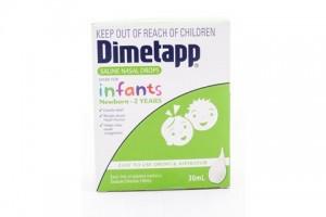 Dimetapp Infants Saline Nasal Drops 30mL