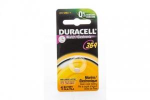Duracell Battery D364B 1.5 V SR60/T