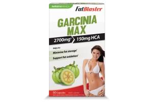 Naturopathica Garcinia Max Fatblaster 60 Capsules