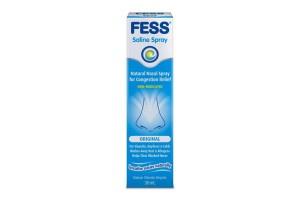 Fess Saline Nasal Spray 30 mL