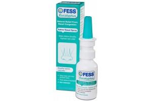Fess Eucalyptus Saline Nasal Spray 30mL