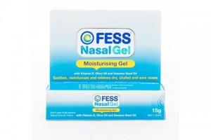 Fess Nasal Gel 15 g Moisturising Gel