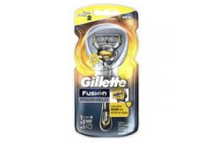 Gillette Fusion  Proshield Razor Handle + 2 Blades PK