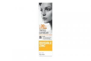 Invisible Zinc Tinted Daywear Medium SPF30+ 50g