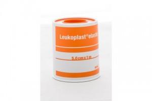 Leukoplast Elastic 5 cm X 1m - 01062-00