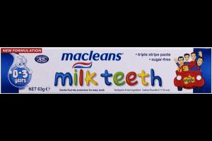 Macleans Little Teeth 63g Toothpaste