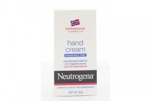 Neutrogena Hand Cream 56 g- Norwegian Formula Frag Free