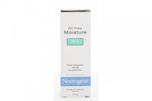Neutrogena Oil-Free Moisture SPF 15 Non-Comedogenic 115 mL
