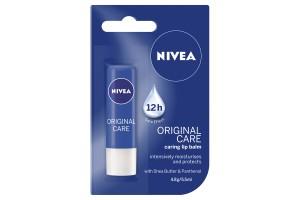 Nivea Original Care Lip Balm 4.8 g