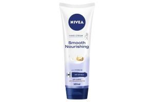 Nivea Smooth Nourishing Hand Cream 100mL