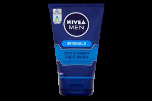 Nivea Men Refreshing Face Wash Gel Original 100 mL