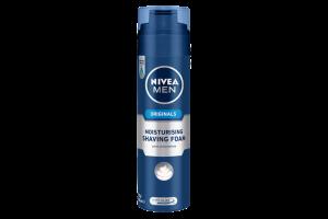 Nivea Men Originals 200 mL Moisturising Shaving Foam