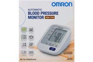 Omron Premium Automatic Blood Pressure Monitor HEM- 7322