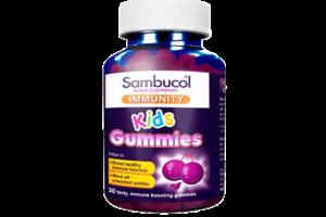 Sambucol Kids Immunity  Gummies 50PK