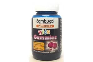 Sambucol Kids Immunity 50 Gummies