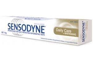 Sensodyne Daily Care + Whitening Toothpaste 110 g