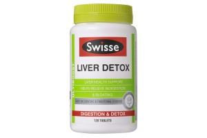 Swisse Ultiboost Liver Detox 120 Tablets PK