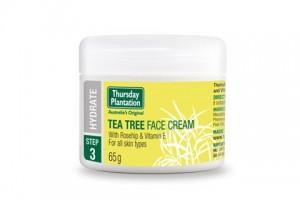 Thursday Plantation Tea Tree Face Cream 65 g