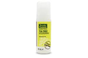 Thursday Plantation Tea Tree Deodorant Roll On 60mL