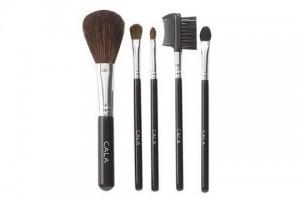 Cosmetic Brush Kit- 5 PK -Cala # 76522