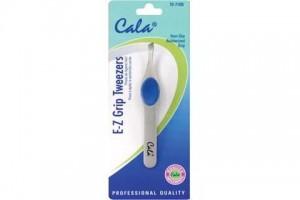 E-Z Grip Tweezers -Cala # 70-718B