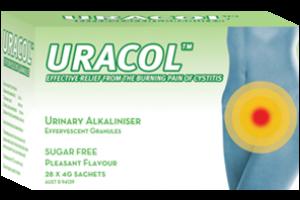 Uracol Urinary Alkaliniser 28X4g SachetsPK