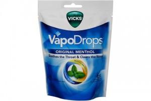 Vicks Vapo Drops Original Menthol - 24 Lozenges